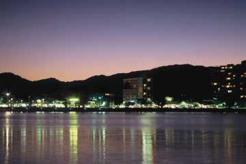 Cairns by night