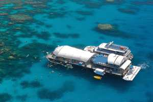 Outer Barrier Reef Cruise (Platform) - Cairns
