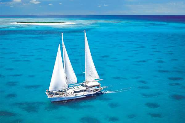 Michaelmas Cay Cruise with Ocean Spirit - Cairns