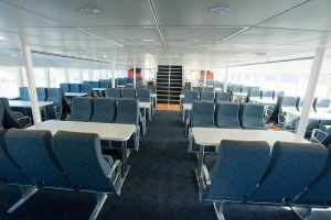 Forward Main Deck