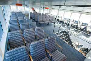 Upper Deck Seating
