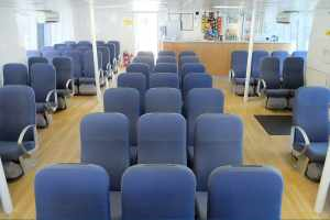 Main Deck seating