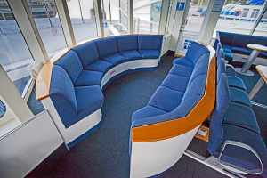 Main Deck, Lounge Seating