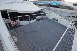 Outside, Forward Main Deck