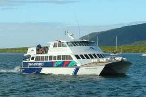 Green Island Express - Cairns