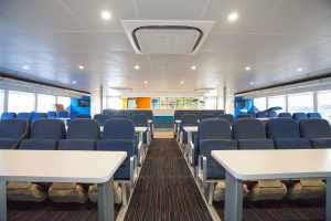 Main Deck, Table & Chair Seating
