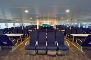 Main Deck, Forward